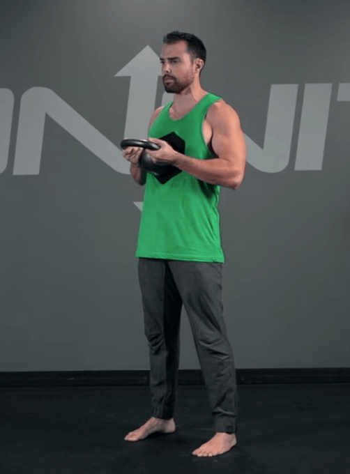 Twisting Kettlebell Hip Hinge Exercises Pt1