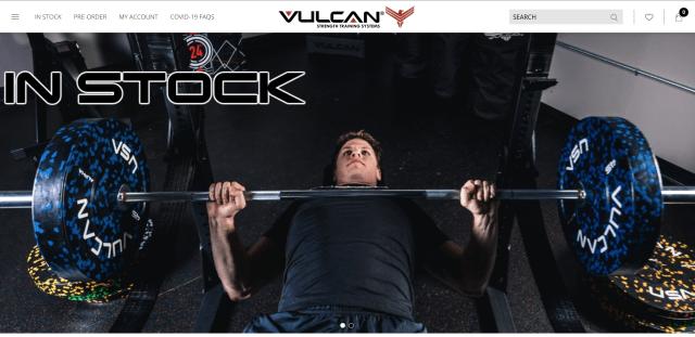 Vulcan Strength Training Systems