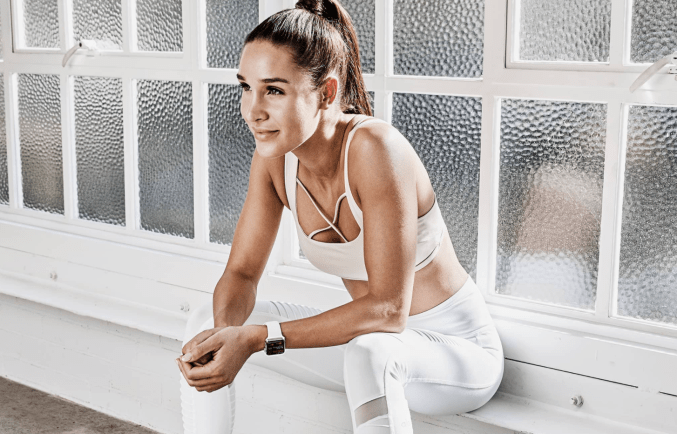 Kayla Itsines - How to be a successful personal trainer