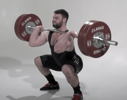 Olympic Lifts - The Clean and Jerk