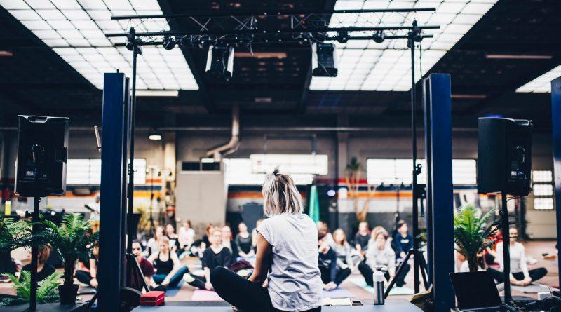 Boutique Fitness Studio - Yoga