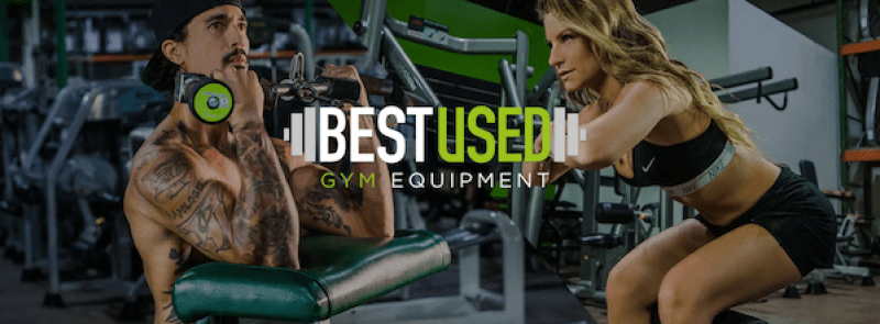 Best Used Gym Equipment Image