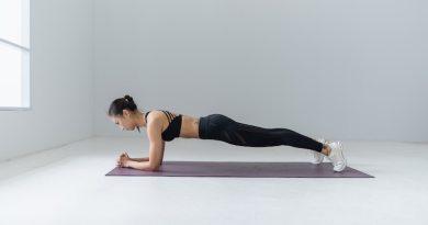 Start an Exercise Program like Yoga