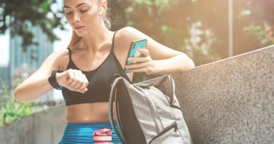 Improve Health And Fitness with Technology