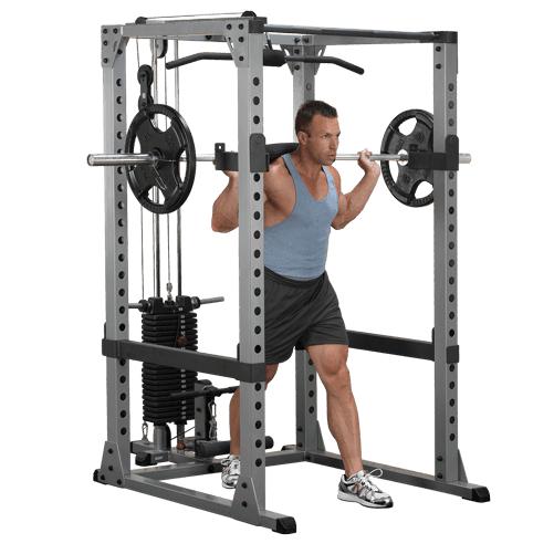 body solid pro power rack online kaufen
