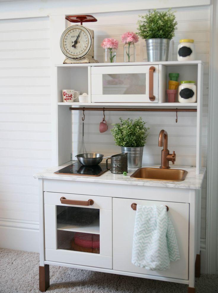 Ideeen Om Het Ikea Duktig Keukentje Een Makeover Te Geven