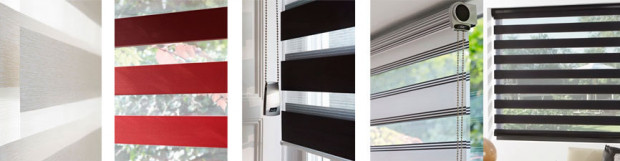 Twist® Roller Blinds with Distinctive Ambiance and Privacy Control