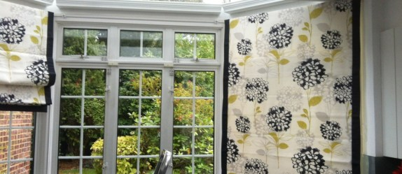 roman blind stanmore 1