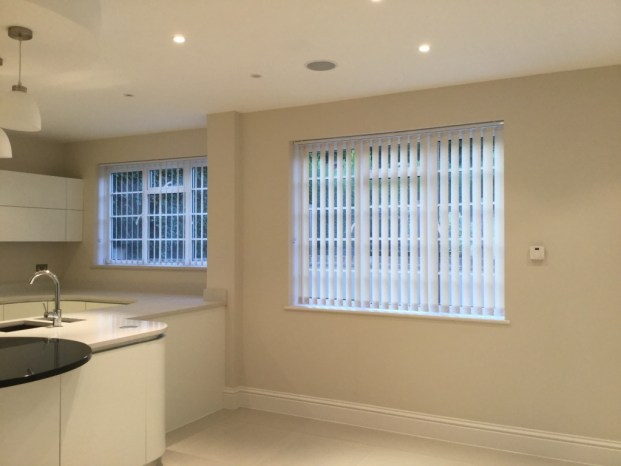 Vertical Blind Stanmore London