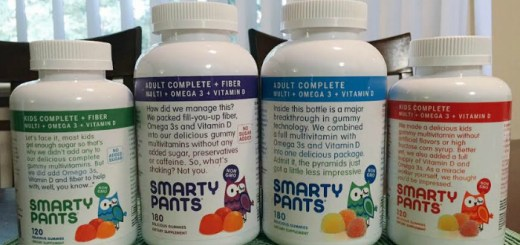SmartyPants Vitamins product line