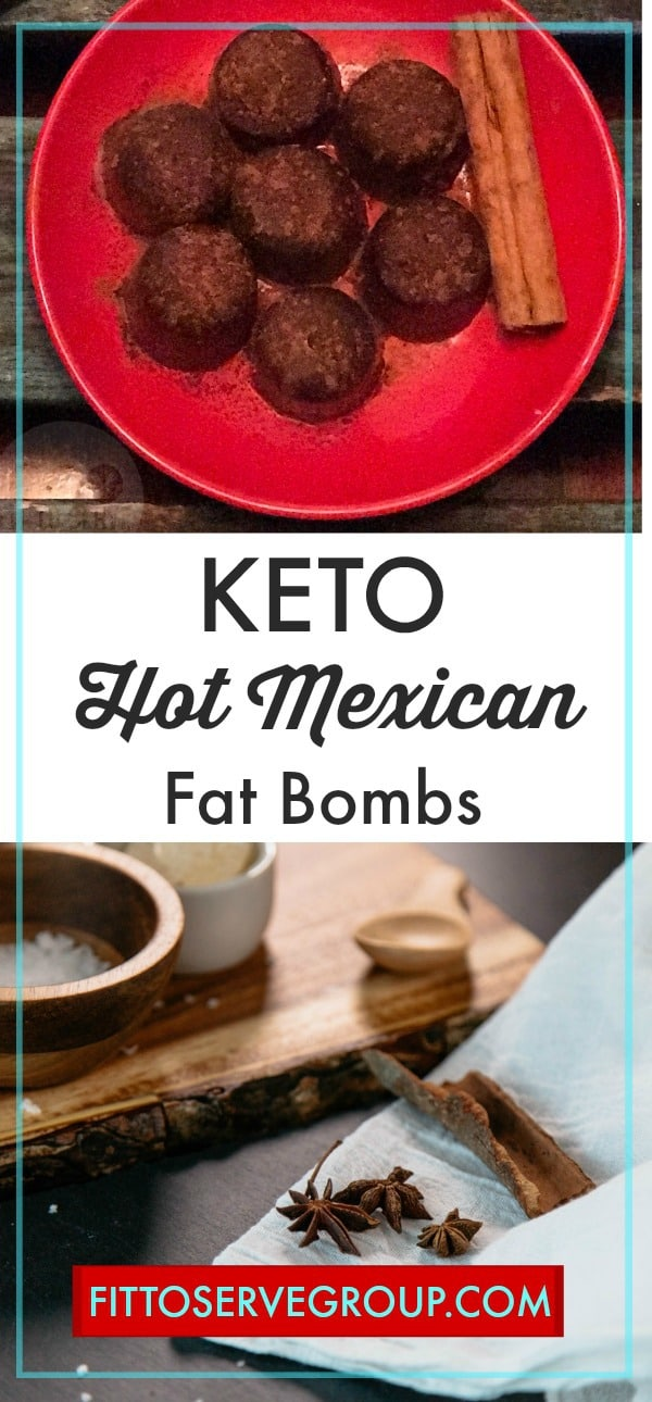 Keto Mexican Fat Bombs