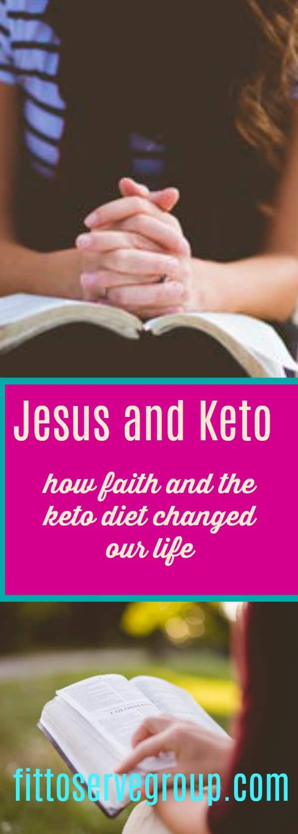 Jesus and keto for weight loss
