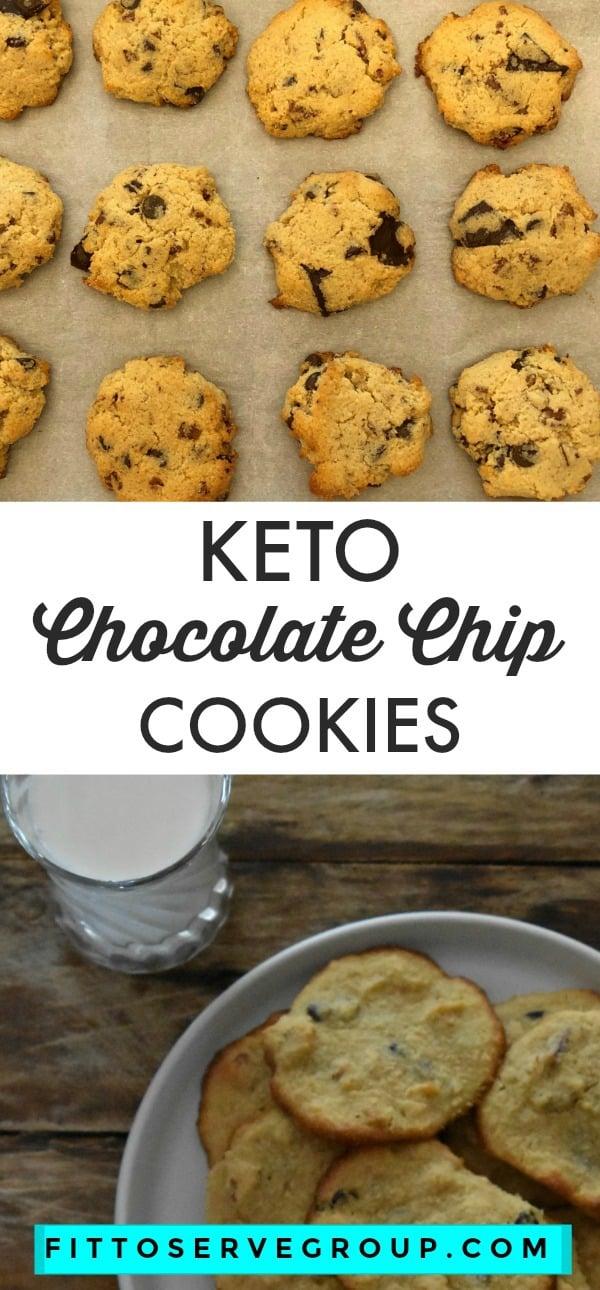 ketosis chocolate chip cookies