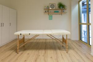 behandelkamer fysiotherapie praktijk rotterdam fittrr
