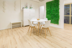 interieur design personal training studio fittrr rotterdam
