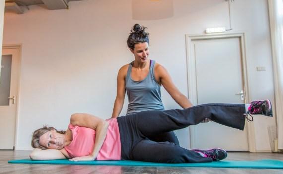 Medical training in Rotterdam_Baukje de Haas fysiotherapeut Fittrr