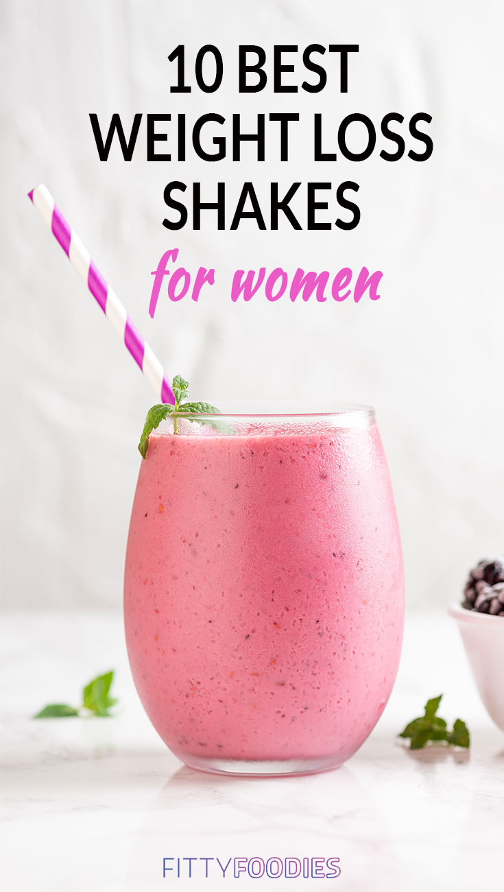 healthy: healthy weight loss shakes to make at home