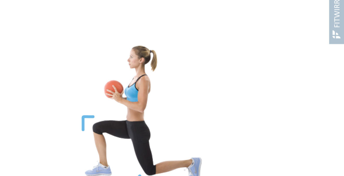 Lunges - 5 Different Ways to Do a Lunge Exercise - Fitwirr