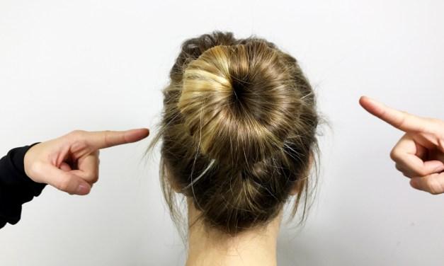 Tuto coiffure sport 2 : le chignon ou bun