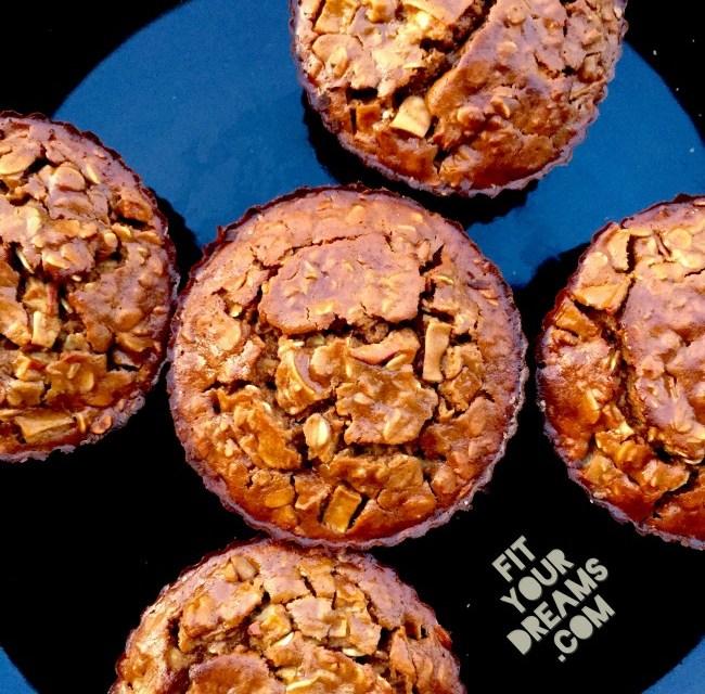 Muffins protéinés FYD