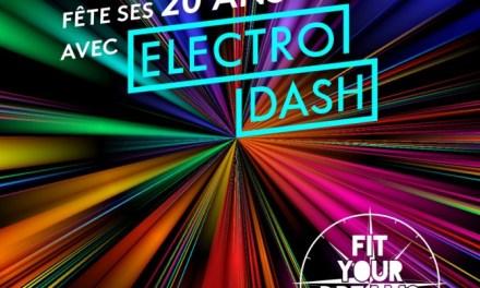 Fit Your Dreams à l'ElectroDash !