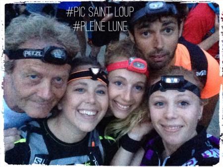18 km Pic Saint Loup