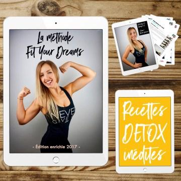 méthode fit your dreams version 2017