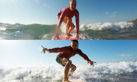 VLOG  – Surf sur les vagues australiennes !
