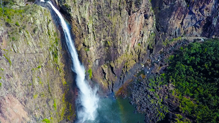 VLOG – Les plus belles cascades de la côte Est d'Australie
