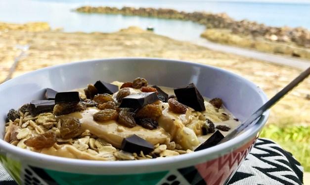 Express porridge Fit Your Dreams