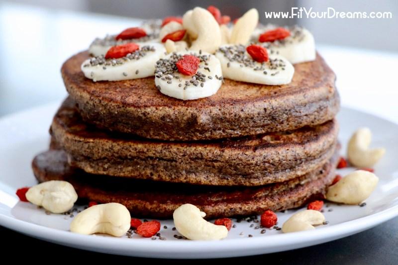 Pancake-chocolat-fit-your-dreams-sans-gluten