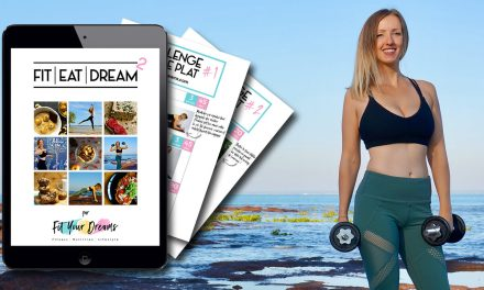 Nouveau : le guide Fit Your Dreams GRATUIT