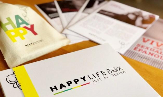Happy life box : la box qui rend heureuse !