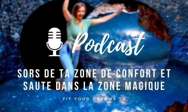 3 exercices pour sortir de ta zone de confort et sauter dans la zone magique !