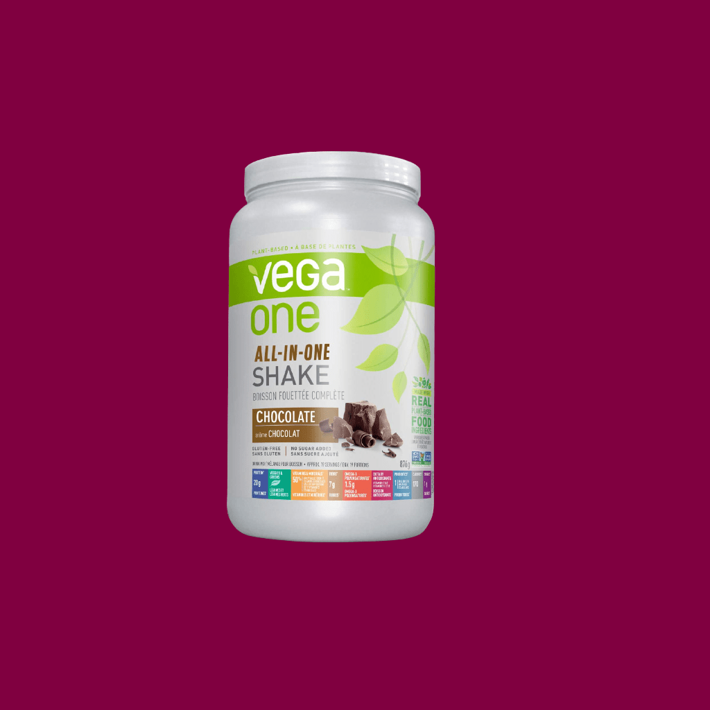 Vega One All-In-One Nutritional Shake Chocolate - fitzabout