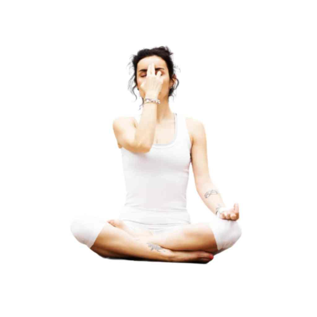 Anulom vilom pranayama (alternate nostril breathing) - Fitzabout