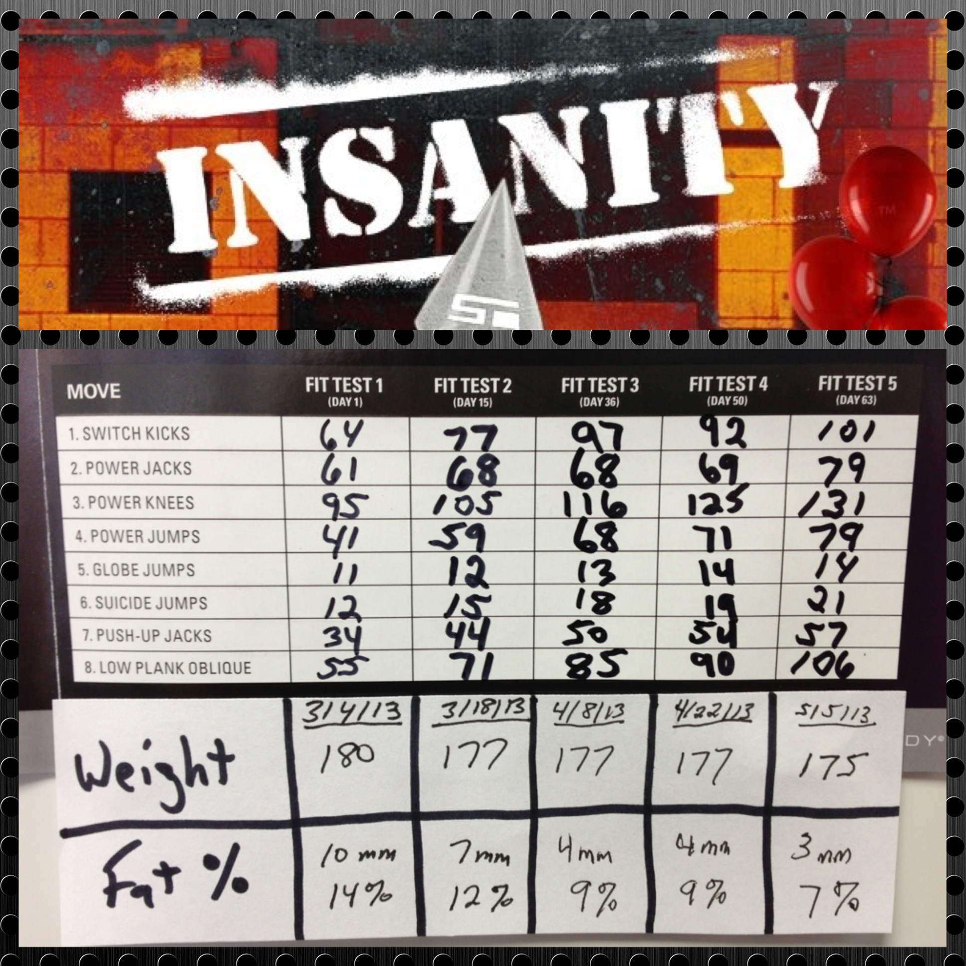 Download Insanity Workout Program For Free