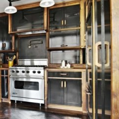 High Gloss Kitchen Cabinets How Much Cost Remodeling 12 Celebrity Kitchens Of The Rich And Famous