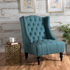 Dark Teal Accent Chair Modern Black Leather Desk Top 10 Best Living Room Chairs In 2018