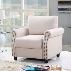 Best Living Room Chair Wood Design Top 10 Chairs In 2019 Doma Roma Furniture Beige Armchair