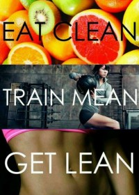 eat clean train mean