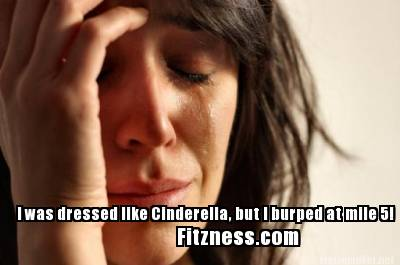 cinderella burping