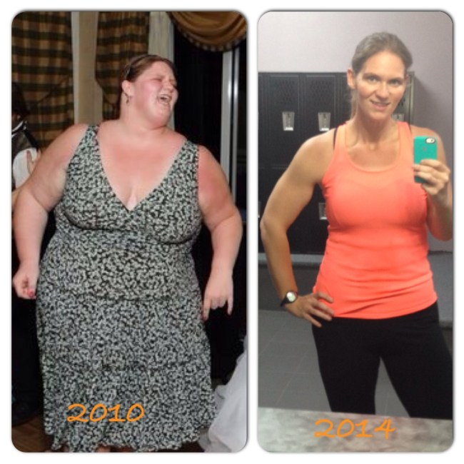 Michelle Elbertson lost 244 pounds! Fitzness.com