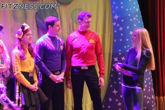 Fitz The Wiggles Interview 2