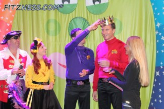 Fitz The Wiggles Interview 6 Lachy crowns simon