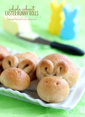 http://www.dessertnowdinnerlater.com/2014/04/whole-wheat-easter-bunny-rolls/
