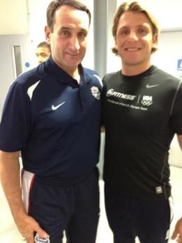 tony azevedo team usa water polo coach k