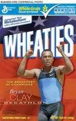 Wheaties Honors Newest American Champions Nastia Liukin and Bryan Clay