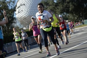 50,000 Run in 5-Day runDisney Marathon Weekend