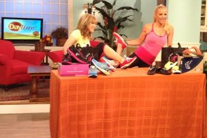 Discover Customizable Support with Therafit Shoes! Watch My Segment on Daytime TV